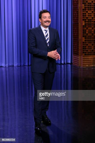 Host Jimmy Fallon during the opening monologue on June 28 2017