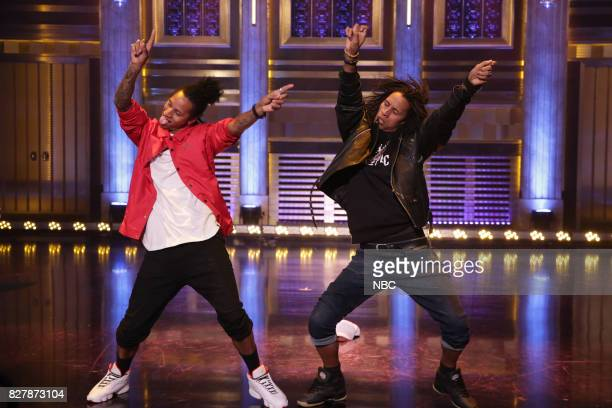 'World of Dance' winners 'Les Twins' on August 8 2017