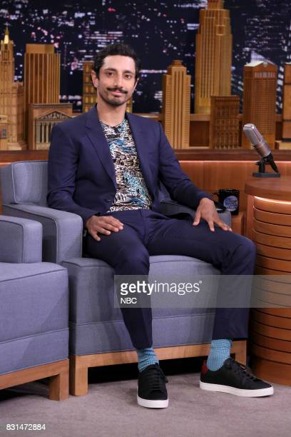 Actor Riz Ahmed during an interview on August 14 2017
