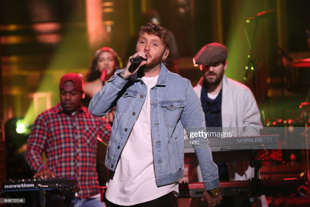 "NBC's ""Tonight Show Starring Jimmy Fallon"" With 				Kevin James, Ilana Glazer, Rudimental ft. James Arthur"