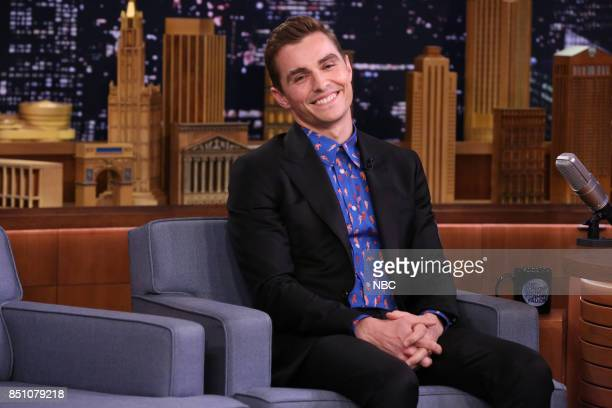 Actor Dave Franco during an interview on September 21 2017