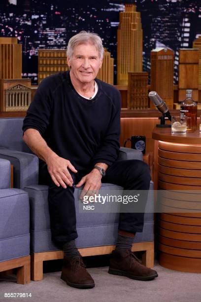 Actor Harrison Ford on September 28 2017