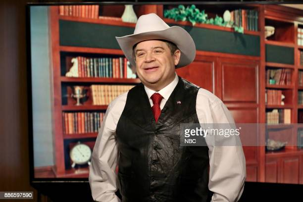 Comedian Patton Oswalt on December 5 2017