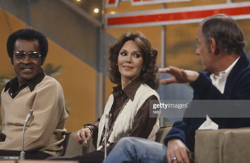 SECRETS -- Episode 1 -- Air Date -- Pictured: (l-r) Actor Greg Morris, Former Miss America/TV Personality Mary Ann Mobley, Actor McLean Stevenson -- Photo by: Gary Null/NBCU Photo Bank