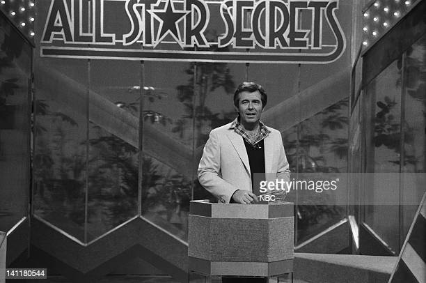 SECRETS Episode 1 Air Date Pictured Host Bob Eubanks Photo by Gary Null/NBCU Photo Bank