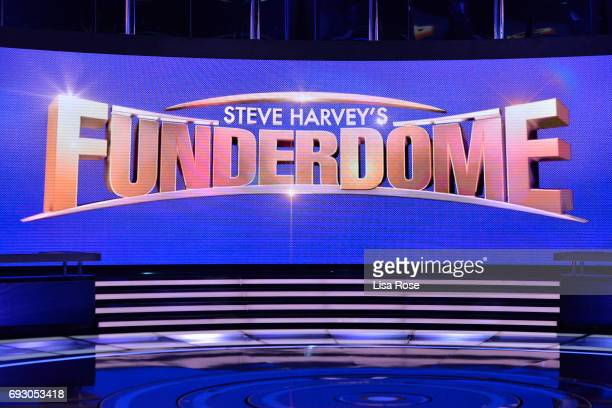 FUNDERDOME 'Episode 101' Aspiring inventors hoping to win over a live studio audience to fund their ideas products or companies include a cup cozy...