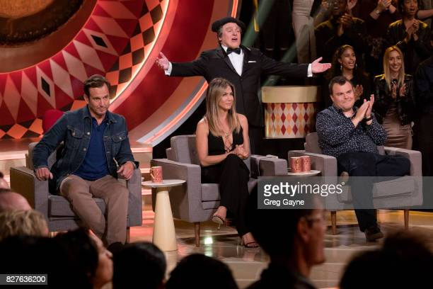 SHOW 'Episode 101' Celebrity judges Will Arnett Jennifer Aniston and Jack Black are set to praise critique and gong unusually talented and unique...