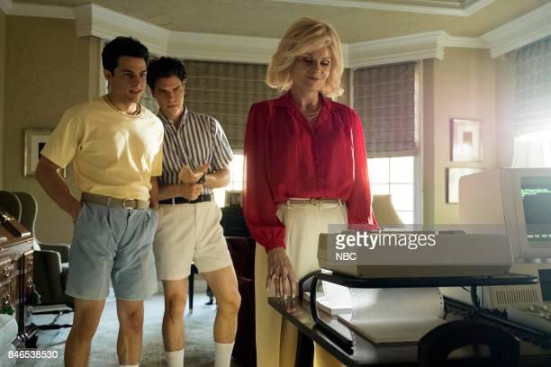 Zach Tinker as Craig Cignarelli Gus Halper as Eric Menendez Lolita Davidovich as Kitty Menendez