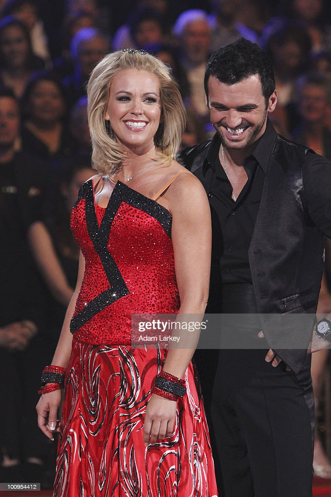 SHOW - 'Episode 1010A' - In the two-hour finale on TUESDAY, MAY 25 (9:00-11:00 p.m., ET), all previously eliminated couples returned to perform all-new dance routines. (Photo by Adam Larkey/ABC via Getty Images) KATE