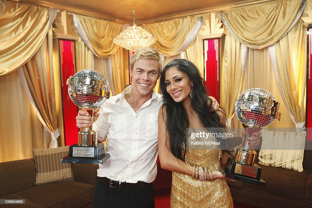 SHOW - 'Episode 1010A' - In the two-hour finale on TUESDAY, MAY 25 (9:00-11:00 p.m., ET), Nicole Scherzinger and Derek Hough were crowned champions of 'Dancing with the Stars.'