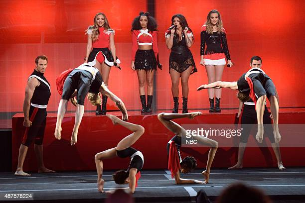 AcroArmy Little Mix