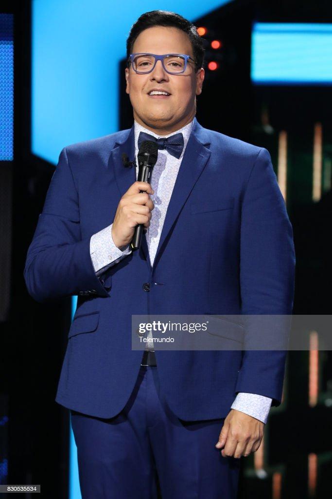 Host Raúl González --