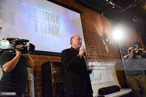 TANK 'Episode 104' Kevin O'Leary travels to Raleigh North Carolina to confer with the coowners of Frill Sharon Bui and Kate Steadman The two women...