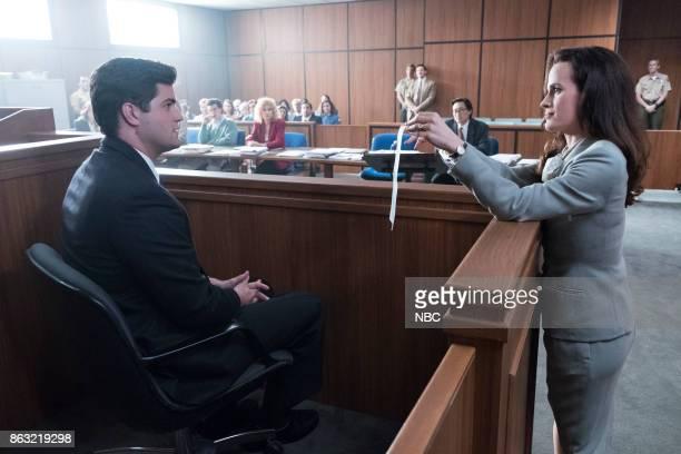 Ben Winchell as Donovan Goodreau Elizabeth Reaser as Deputy DA Pam Ferrero