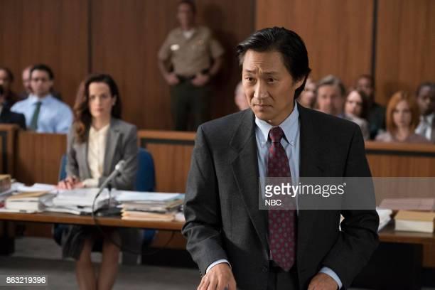 Elizabeth Reaser as Deputy DA Pam Ferrero Keong Sim as Lester Kuriyama