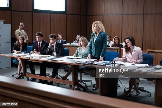 Mia Barron as Marcia Morrisey Miles Gaston Villanueva as Lyle Menendez Gus Halper as Erik Menendez Julianne Nicholson as Jill Lansing Edie Falco as...