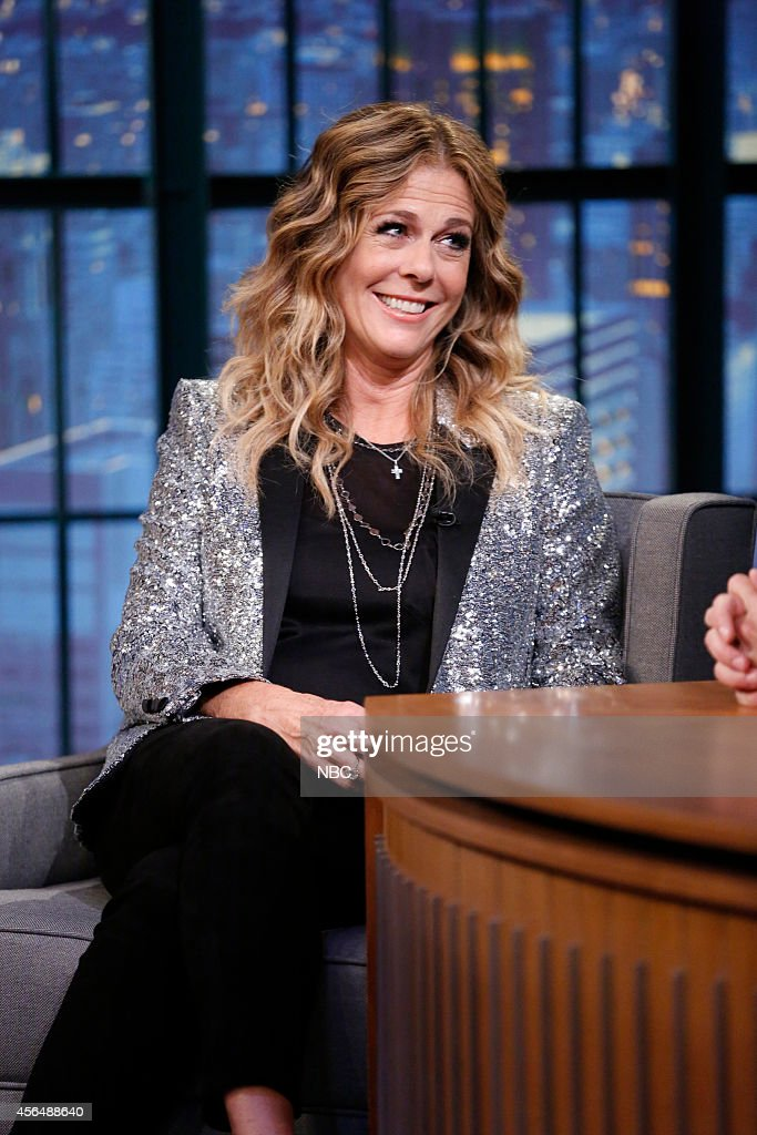 "NBC's ""Late Night with Seth Meyers"" With Guests Neil Patrick Harris, Rita Wilson, The Both"