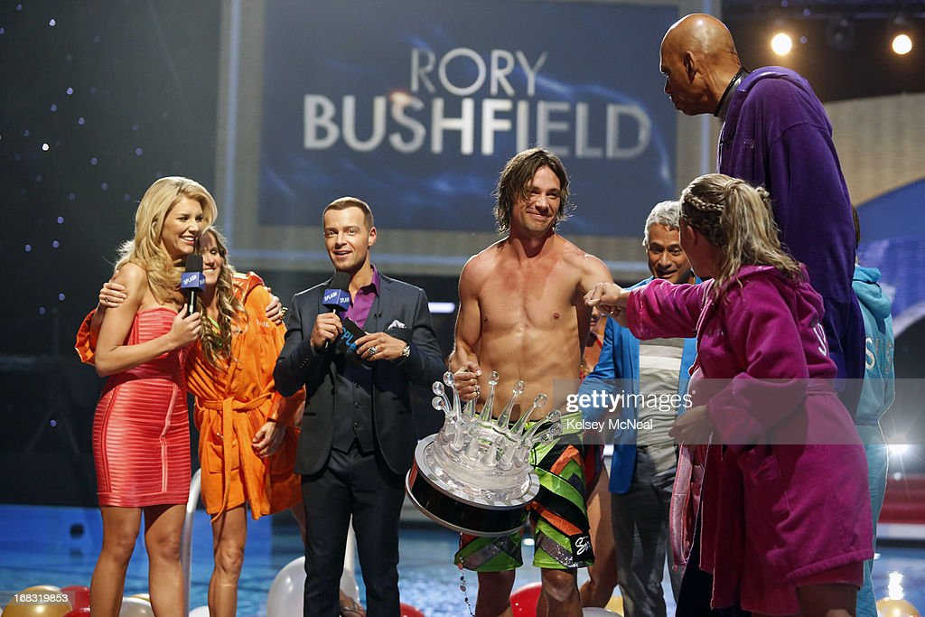 SPLASH - 'Episode 108' - The final three celebrity divers will take it to the top for the final time to perform a dive of their choice. The top two will be picked by the judges and will compete in a champion dive-off, but the first ever U.S. winner of the 'Splash' trophy will be chosen by the live studio audience only! All of the previously eliminated celebrity divers will be back at the pool for a final dive, on the spectacular season finale of 'Splash,' TUESDAY, MAY 7 (8:00-9:00 p.m., ET) on ABC. WILKINSON
