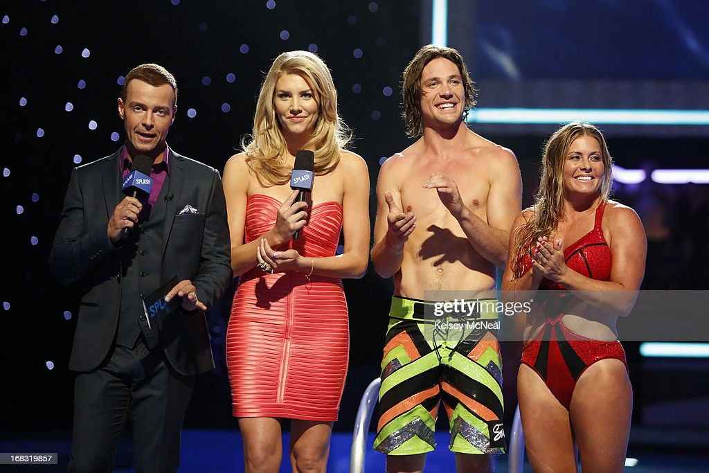 SPLASH - 'Episode 108' - The final three celebrity divers will take it to the top for the final time to perform a dive of their choice. The top two will be picked by the judges and will compete in a champion dive-off, but the first ever U.S. winner of the 'Splash' trophy will be chosen by the live studio audience only! All of the previously eliminated celebrity divers will be back at the pool for a final dive, on the spectacular season finale of 'Splash,' TUESDAY, MAY 7 (8:00-9:00 p.m., ET) on ABC. EGGERT