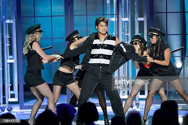 S GOT TALENT Episode 11 Air Date Pictured Joseph Hall as Elvis