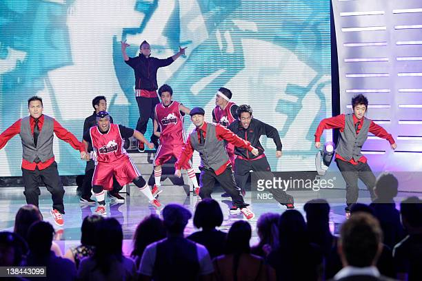 S GOT TALENT Episode 11 Air Date Pictured The SickStep dance group