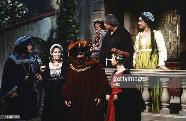 Brad Hall as Romeo's father Mary Gross as Romeo's mother Joe Piscopo as Juliet's father Gary Kroeger as Romeo Don Rickles as Friar Don Mary Gross as...