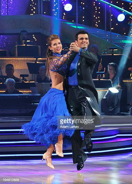 STARS 'Episode 1102' In week two of 'Dancing with the Stars' all of the couples returned to dance their second routines in a twohour show MONDAY...