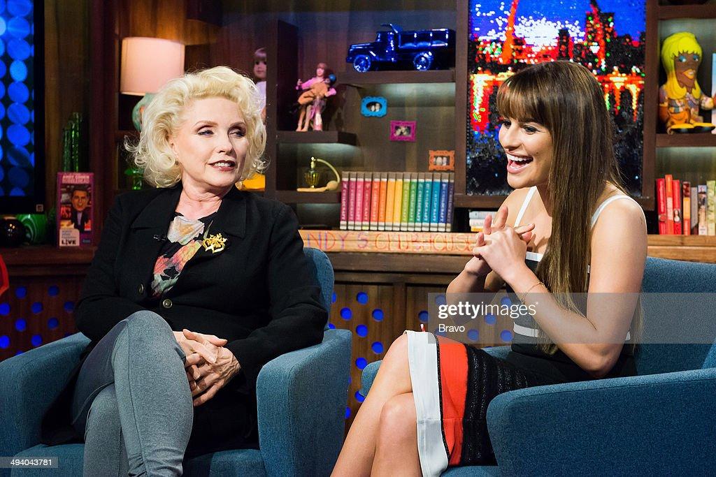 Debbie Harry, Lea Michele --
