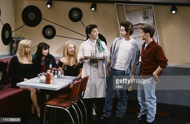 Melanie Hutsell as Donna Victoria Jackson as Kelly Victoria Jackson as Kelly Rob Schneider as Felipe Dana Carvey as Dylan Jason Priestley as Brandon...