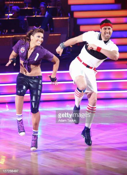 STARS 'Episode 1302' Following last week's electrifying season 13 premiere the eleven remaining couples hit the ballroom floor for the second time...