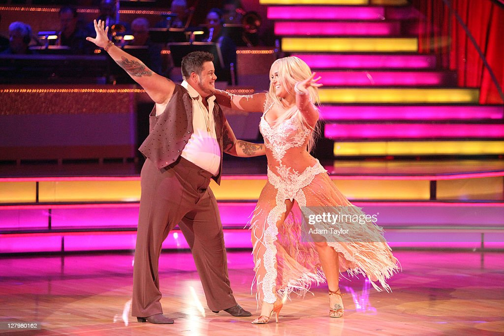 STARS - 'Episode 1303' - In this week's 'Dancing with the Stars,' themed 'The Most Memorable Year of My Life,' each couple performed a Ballroom or Latin style of dance to their song of choice, live, MONDAY, OCTOBER 3 (8:00-10:01 p.m., ET), on the ABC Television Network. CHAZ