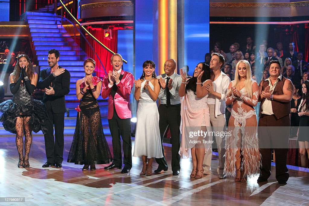 STARS - 'Episode 1303' - In this week's 'Dancing with the Stars,' themed 'The Most Memorable Year of My Life,' each couple performed a Ballroom or Latin style of dance to their song of choice, live, MONDAY, OCTOBER 3 (8:00-10:01 p.m., ET), on the ABC Television Network. HOPE
