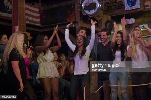 BACHELORETTE 13 'Episode 1303' When Rachel's duplicitous suitor DeMario confronts her and pleads for a second chance will she be able to forgive and...