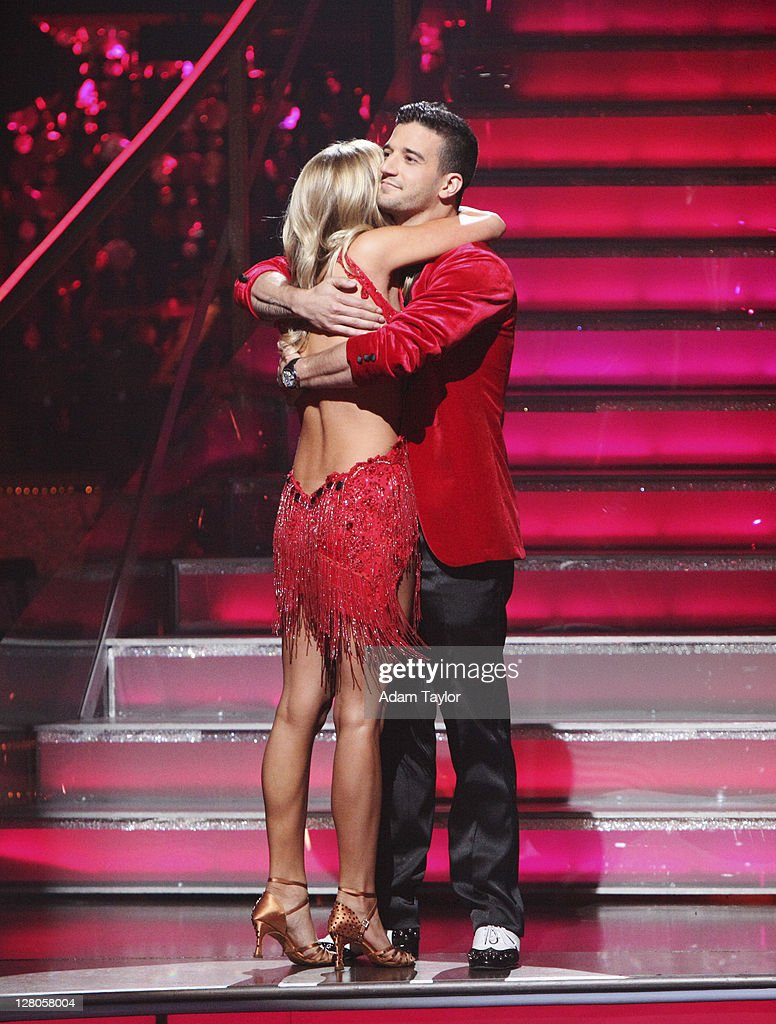 SHOW - 'Episode 1303A' - Kristin Cavallari and Mark Ballas were eliminated, as determined by a combination of the judges' scores and viewers' votes on dances performed on Monday's performance show, on 'Dancing with the Stars the Results Show,' TUESDAY, OCTOBER 4 (9:00-10:01 p.m., ET), on the ABC Television Network. KRISTIN