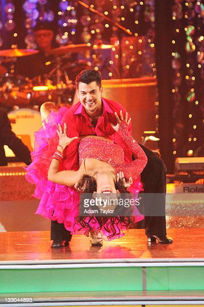 SHOW 'Episode 1309A' Rob Kardashian and Cheryl Burke gave an encore performance of Monday's Samba on TUESDAY NOVEMBER 15 on 'Dancing with the Stars...