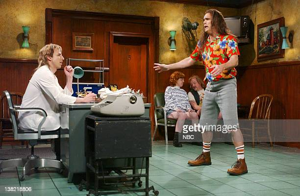Nup 133990 stock photos and pictures getty images for Saturday night live appalachian emergency room