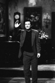 Alec Baldwin during the Monologue on February 23 1991 Photo by Raymond Bonar/NBCU Photo Bank
