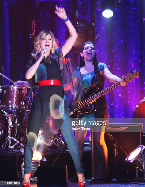 SHOW 'Episode 1402A' Country superstars Sugarland joined in on the fun for the Season Premiere of 'Dancing with the Stars the Results Show' TUESDAY...