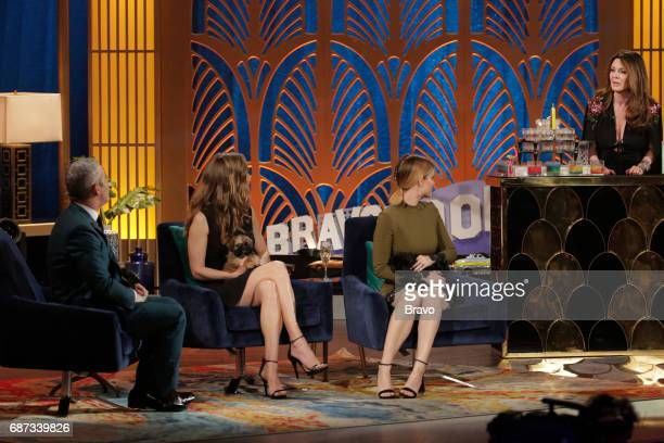 Andy Cohen Hilary Swank Kate Mara Bethenny Frankel