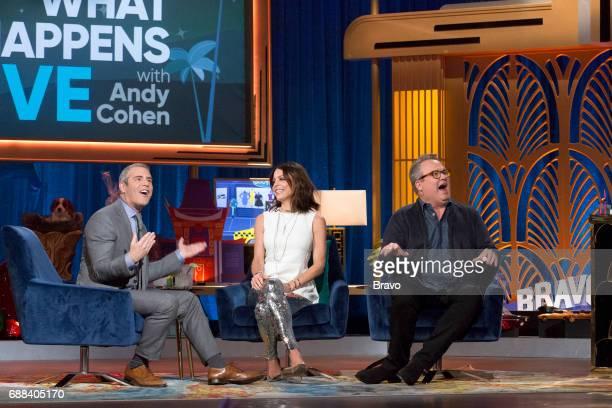 Andy Cohen Bethenny Frankel Eric Stonestreet
