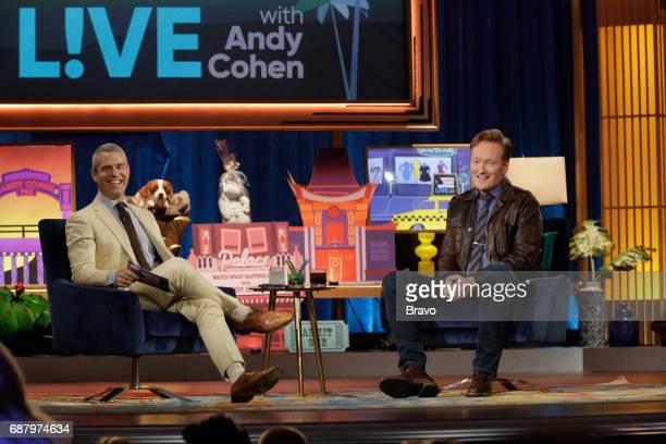 Andy Cohen Conan O'Brien