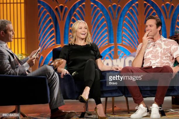 Andy Cohen Chelsea Handler Armie Hammer