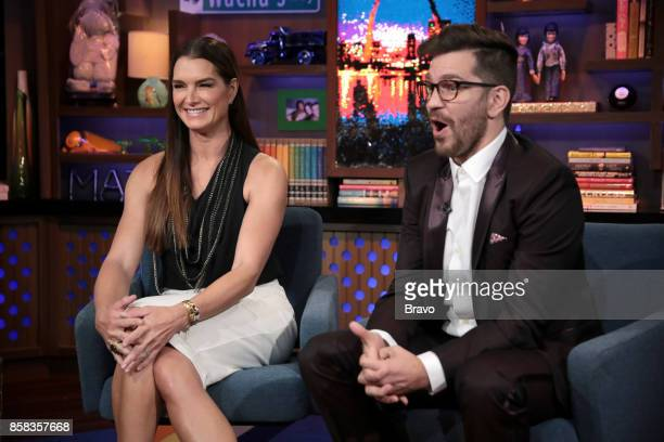 Brooke Shields Andy Grammer