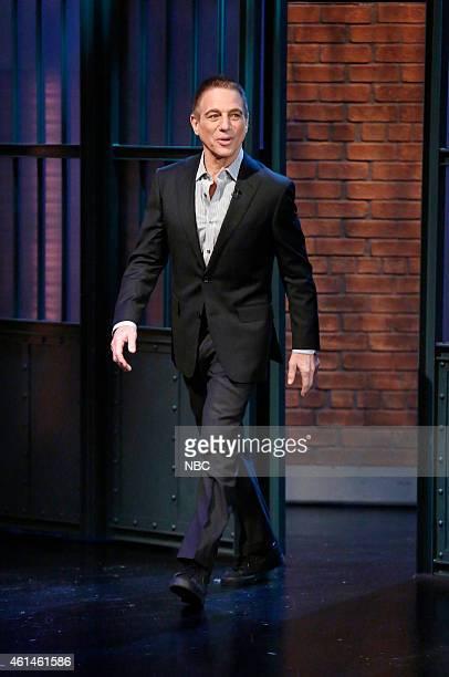 Actor Tony Danza arrives on January 12 2015