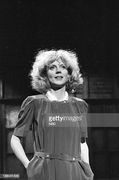LIVE Episode 15 Aired Pictured Host Blythe Danner on March 27 1982