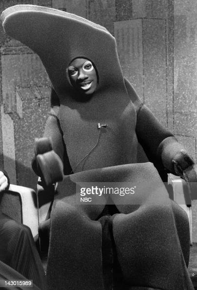 Eddie Murphy as Gumby during the 'The Uncle Tom Show' skit on March 27 1982 Photo by