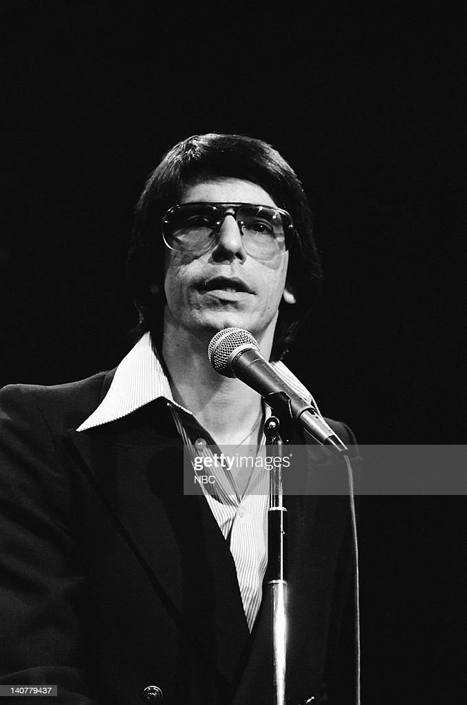 Richard Belzer during a guest performance on March 25, 1978 -- Photo by: NBCU Photo Bank