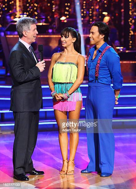 SHOW 'Episode 1501A' The live twohour season premiere of 'Dancing with the Stars AllStars The Results Show' TUESDAY SEPTEMBER 25 kicked off with live...