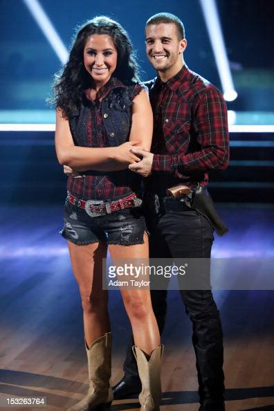 STARS 'Episode 1502' Monday's performance show showcased the remaining 12 AllStar couples dancing either the Jive or the Quickstep live MONDAY...