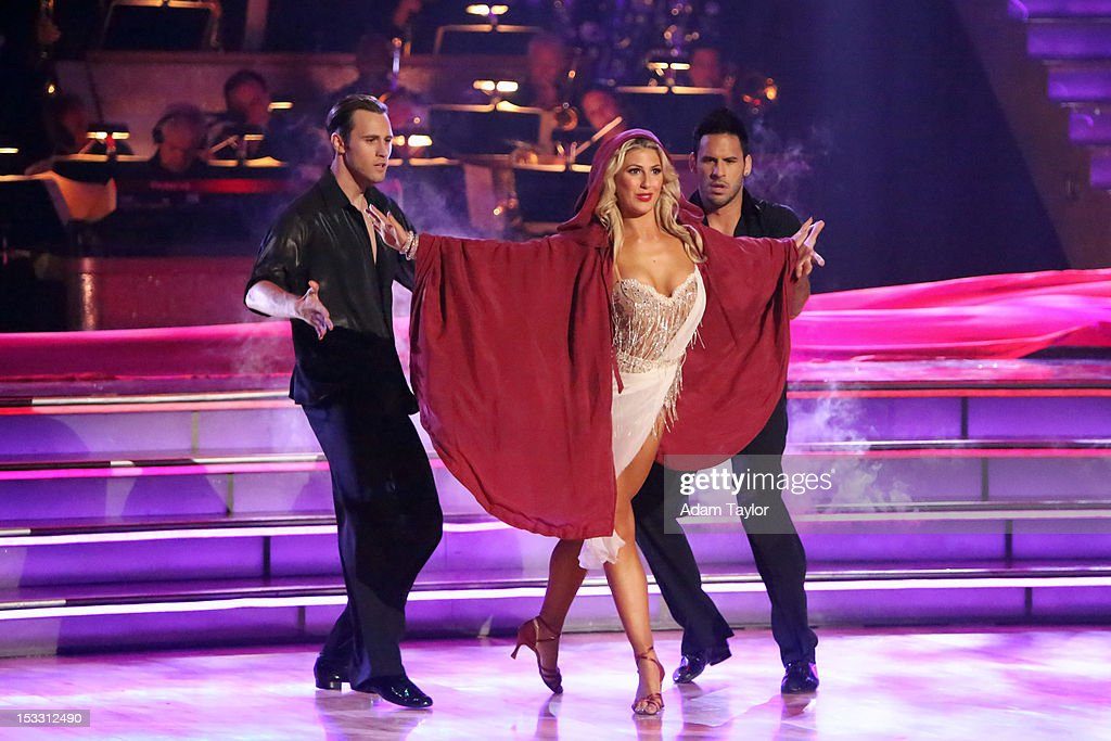 """ABC's """"Dancing With the Stars"""" - Season 15 - Week Two ..."""
